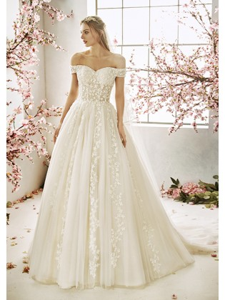 Wedding dress BLOSSOM - LA...