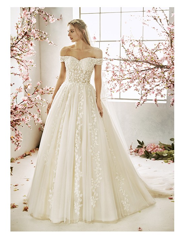Vestidos de novia BLOSSOM - LA SPOSA