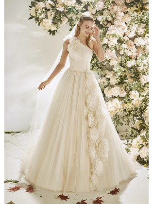 Wedding dress BORONIA - LA...