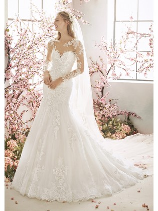 Wedding dress FOXGLOVE - LA...