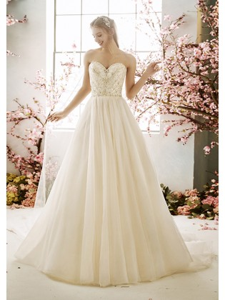 Wedding dress HYACINTH - LA...