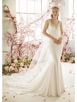 Wedding dress INDIGO - LA...