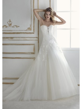 Wedding dress PIERA - LA SPOSA