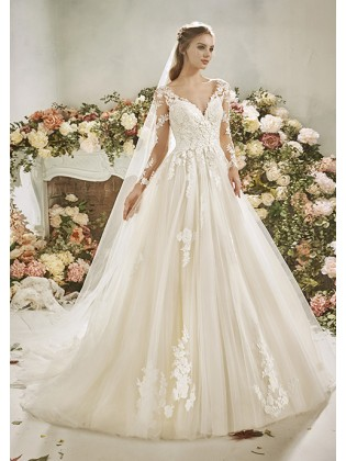 Wedding dress ZINNIA - LA...