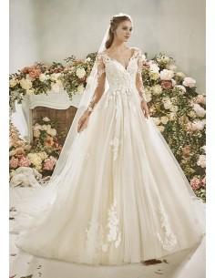 Wedding dress ZINNIA - LA...