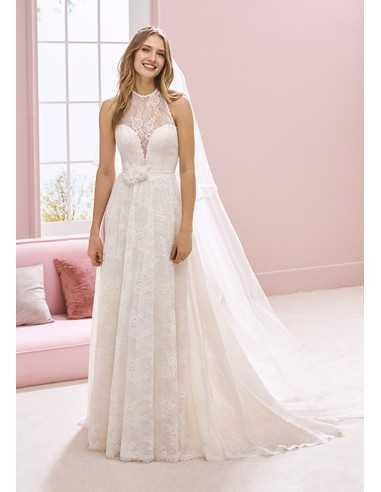 Wedding dress ASHLEY - WHITE ONE