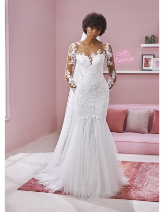 Wedding dress AVRIL - WHITE...