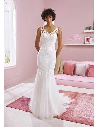 Vestidos de novia BILLIE - WHITE ONE