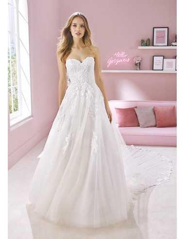 Vestidos de novia CHELSEA - WHITE ONE