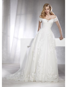 Wedding dress FABIANA -...