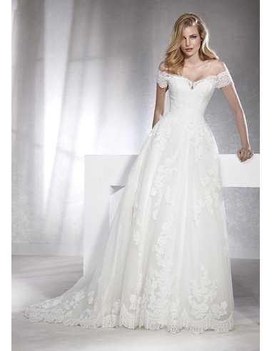 Vestido de novia FABIANA - de WHITE ONE