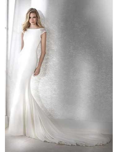 Vestidos de novia FIANA - WHITE ONE