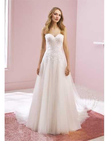 Vestidos de novia KELSEY - WHITE ONE