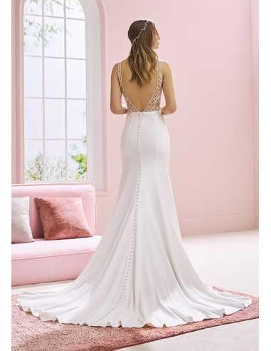 Vestidos de novia KYLIE - WHITE ONE