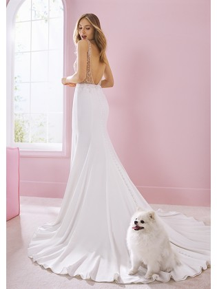 Wedding dress KYLIE - WHITE...