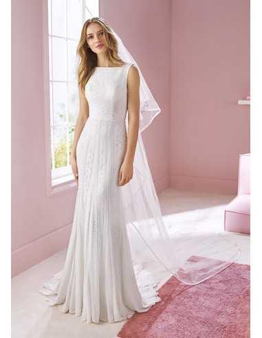 Wedding dress LELE - WHITE ONE
