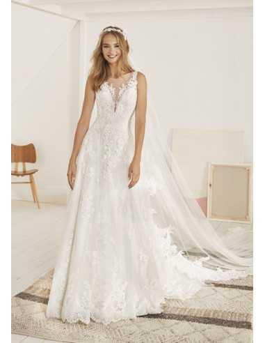 Vestidos de novia OLITE - WHITE ONE