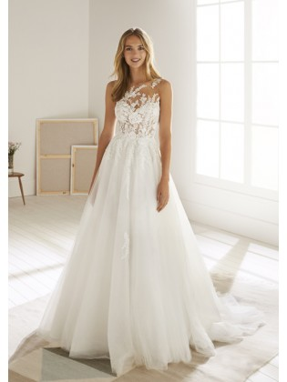 Wedding dress OROPESA -...