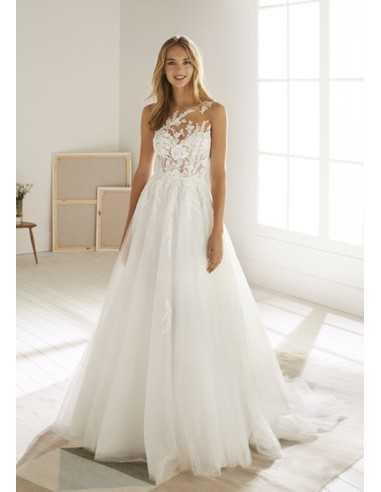 Vestidos de novia OROPESA - WHITE ONE