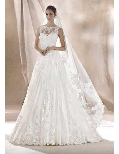 Wedding dress SARA - WHITE ONE