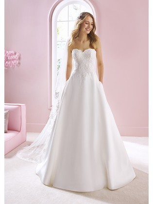 Wedding dress YVONNE -...