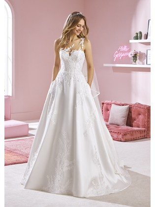 Wedding dress ZUZU - WHITE ONE