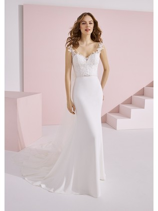 Wedding dress AKIT - WHITE ONE