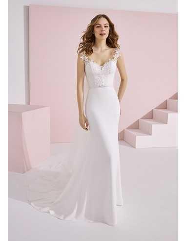 Wedding dress AKIT - WHITE ONE