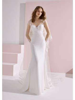 Wedding dress ALEXANDRE -...