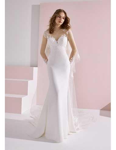 Vestidos de novia ALEXANDRE - WHITE ONE