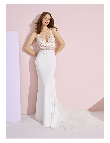 Vestidos de novia ANGELINA - WHITE ONE