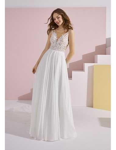 Vestidos de novia AYAAN - WHITE ONE