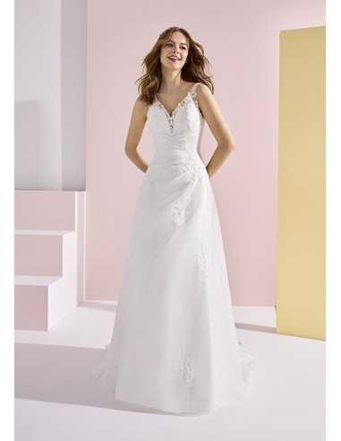 Vestidos de novia BAUBO - WHITE ONE