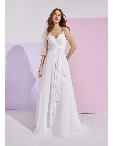 Vestidos de novia FRANKIE - WHITE ONE