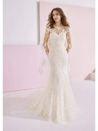 Wedding dress HERA - WHITE ONE