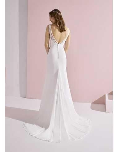 Wedding dress JULIA - WHITE ONE