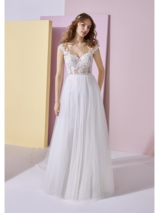 Wedding dress MAGRELA -...