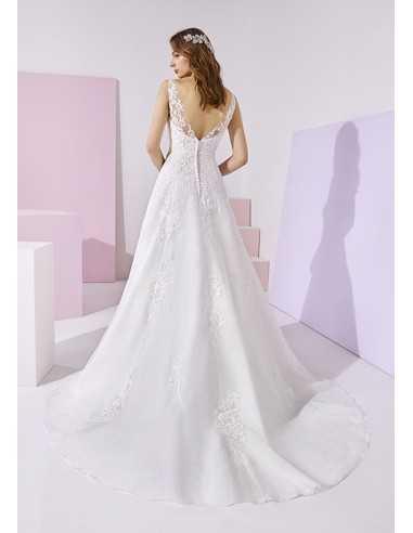 Vestidos de novia MYLA - WHITE ONE