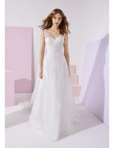 Wedding dress MYLA - WHITE ONE