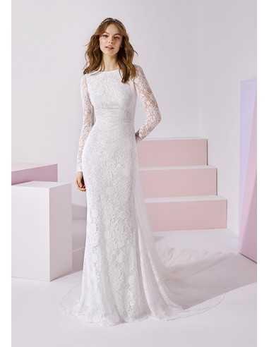 Wedding dress NAISHA - WHITE ONE