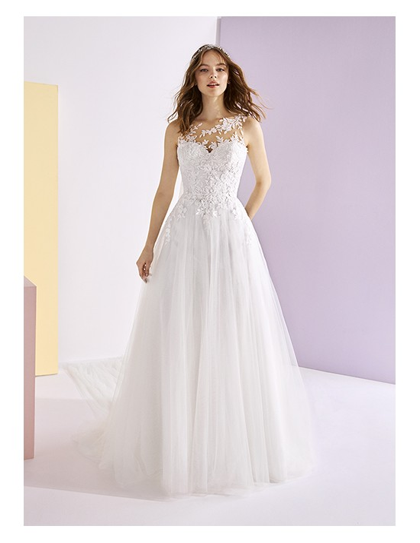 Wedding dress SALLA - WHITE ONE