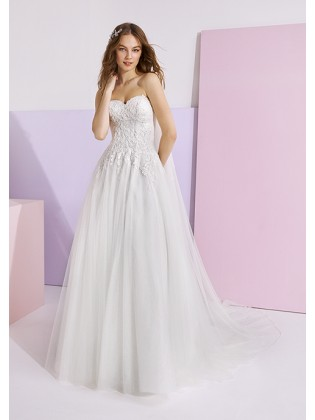 Wedding dress SHAMSIA -...