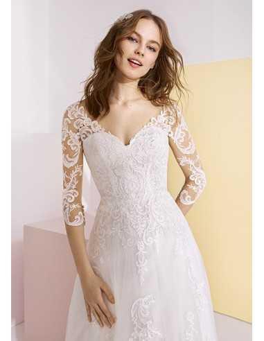 Wedding dress VEXTA - WHITE ONE