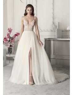 Vestido de novia 848 de...