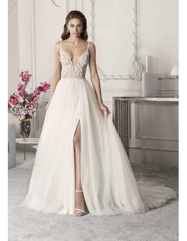 Wedding dress 848 by Demetrios
