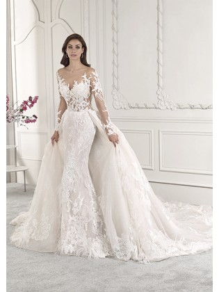Wedding dress 885 - DEMETRIOS