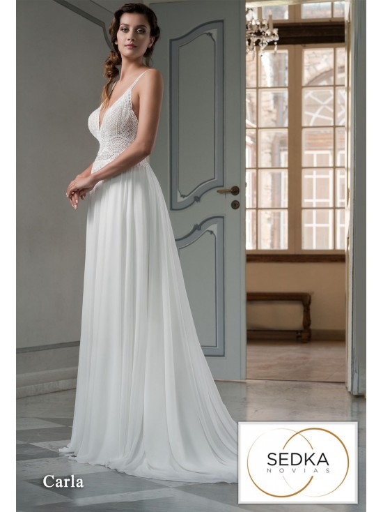 Wedding dress CARLA - SEDKA NOVIAS