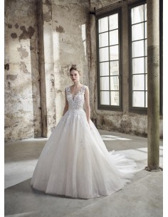 Wedding dress 201-11 - The...
