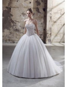 Wedding dress 201-13 - The...