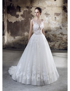 Wedding dress 201-46 - The...